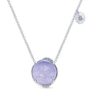Gabriel-925-Silver-Souviens-Fashion-Necklace~NK4777SV5PX-1