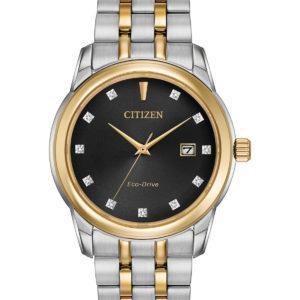 BM7344-54E Citizen Corso Eco-Drive Black Dial Men's Watch