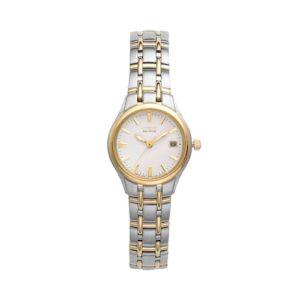 EW1264-50A Citizen Silhouette Eco-Drive White Dial Women's Watch
