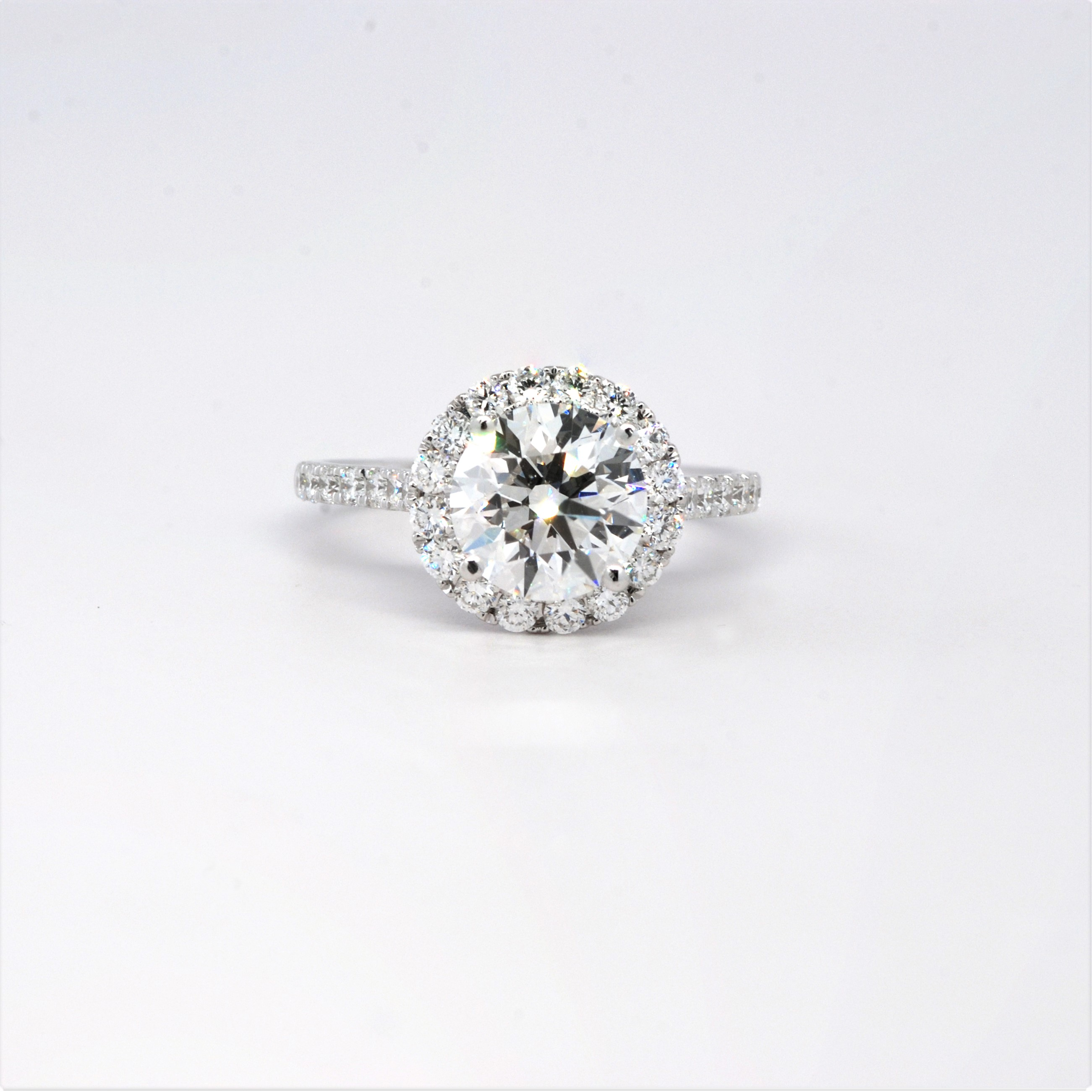 engagement carat diamond price rings ring cut hand on elongated cushion